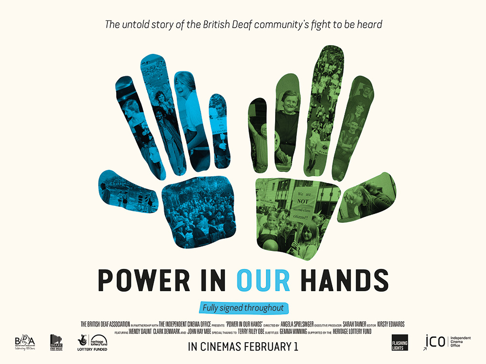 power in our hands cinema poster