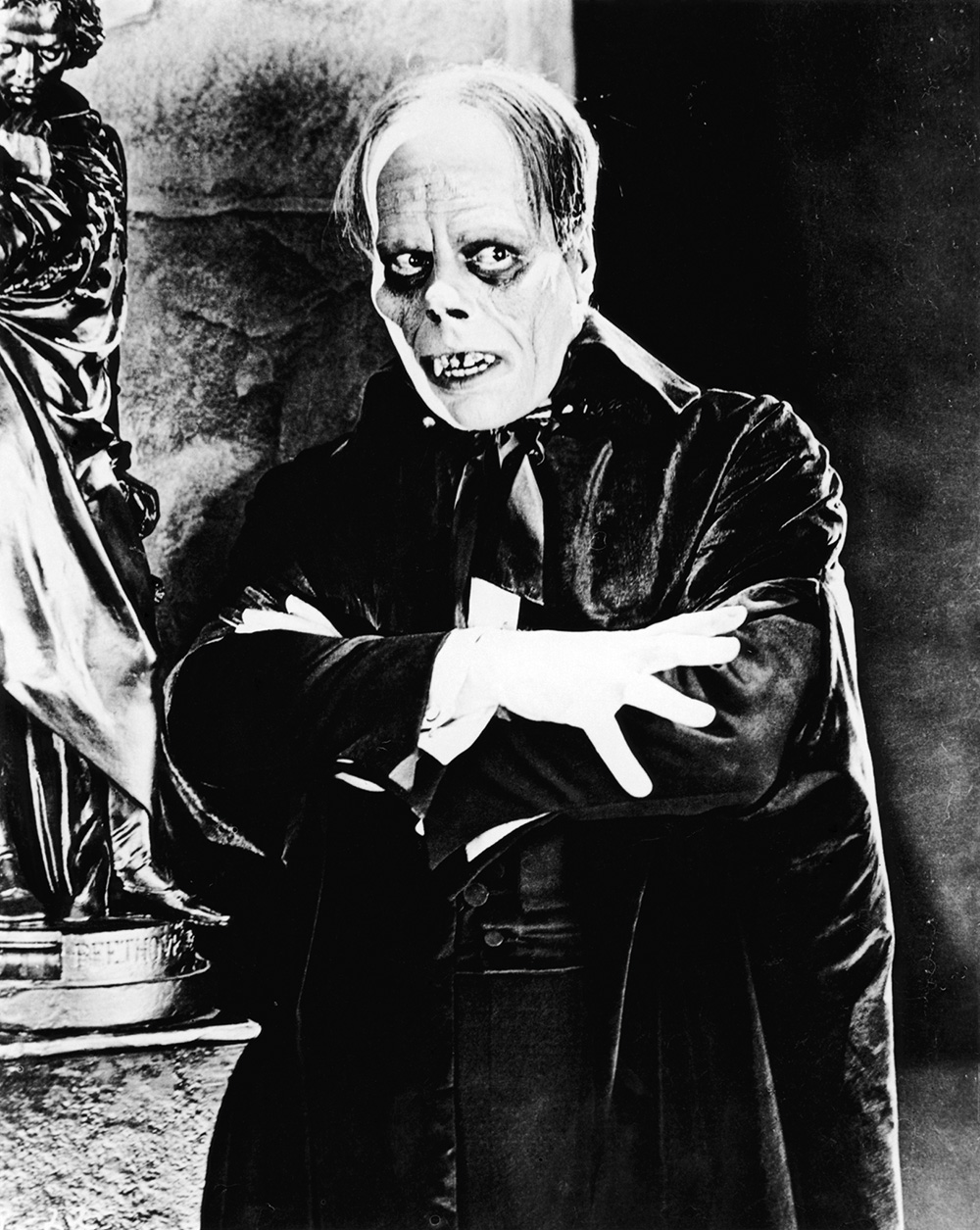 lou chaney as phantom of the opera