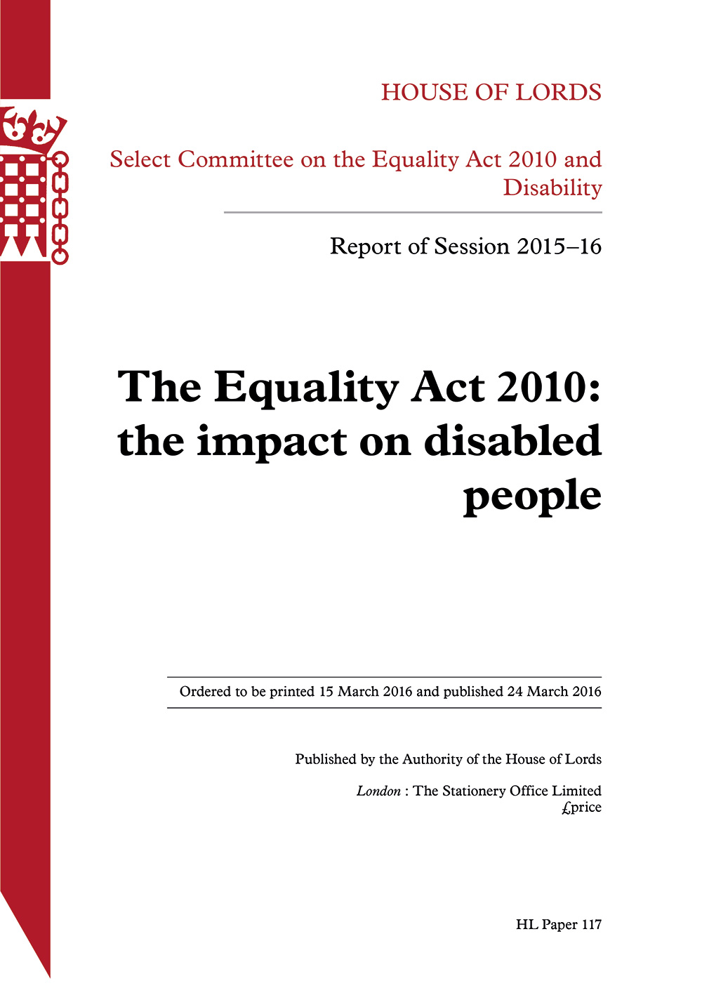 equality act 2010 the impact on deaf people