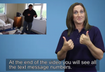 New Police information videos in BSL