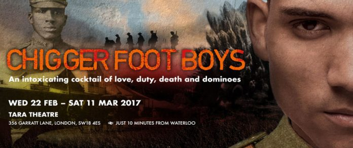 Chigger Foot Boys - drama