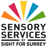 Sensory Services by Sight for Surrey logo