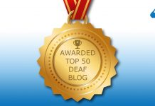 BDN is the Top 50 Deaf Blog on the Internet