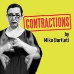 'Contractions' poster