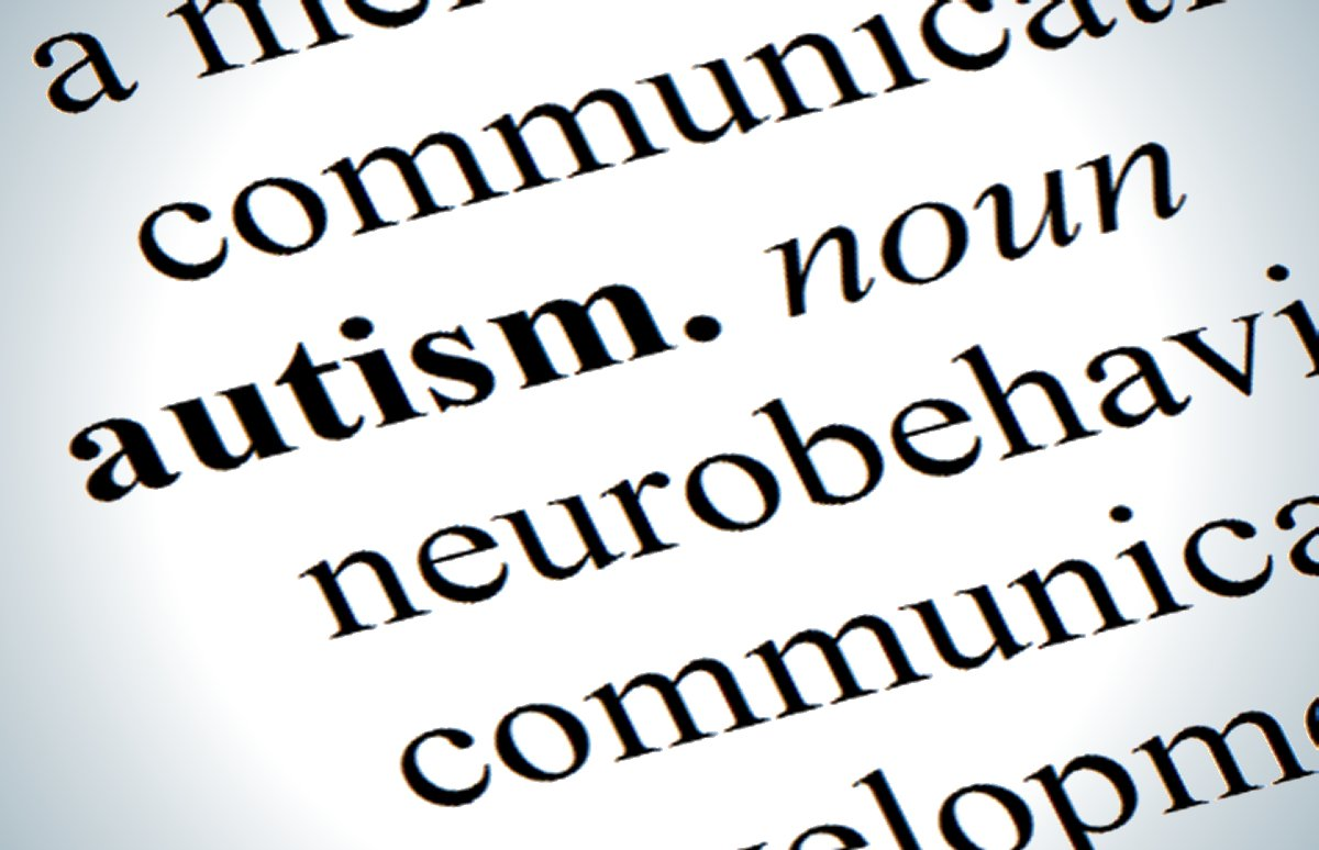 What is autism? Tap here to find out more via The National Autistic Society