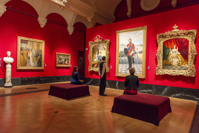 Russia, Royalty and the Romanovs, Guided tour with Lipspeaking Support at The Queen's Gallery, Buckingham Palace
