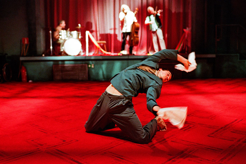Peeping Tom: Father (Vader) – BSL-interpreted performance and post-show talk