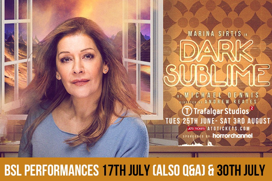 Dark Sublime in the West End (followed by Q&A with cast)