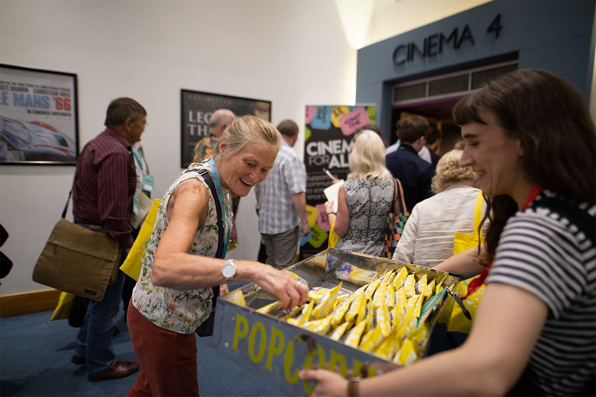 Community Cinema Conference and Film Society of the Year Awards